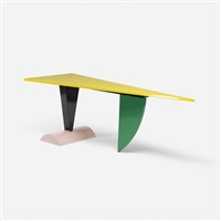 brazil table by peter shire