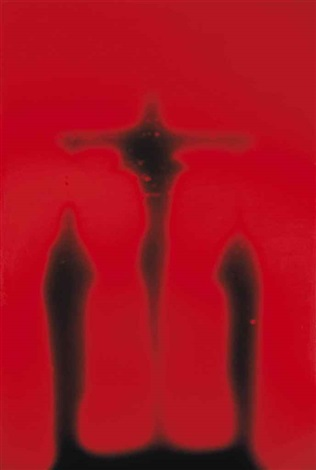 crucifixion ii by andres serrano