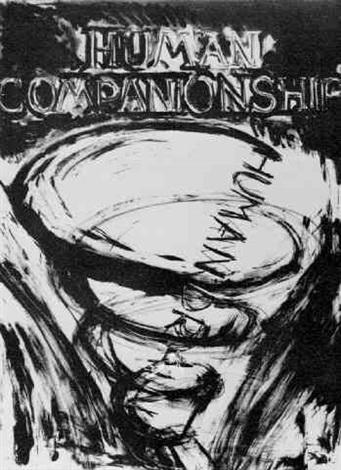 human companionship human drain by bruce nauman