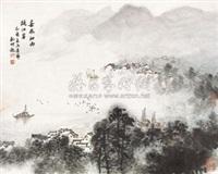 春风细雨钱江岸 by kong zhongqi