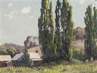 poplars by travis webber