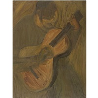 the guitar player by anani mikhailovich basin