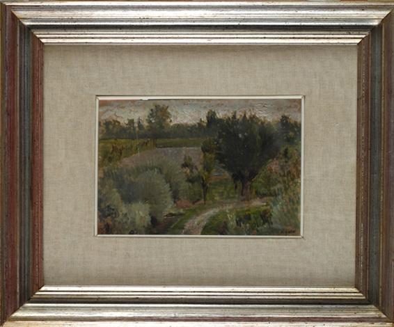 paesaggio by orazio pigato
