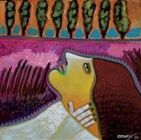 calzada de los cipreses by alejandro arango
