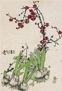 双清图 by lin fengsu