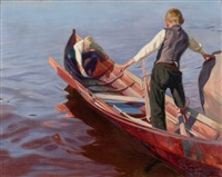 boat trip by oskavi paatela