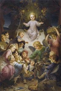 das christkind kommt by karl müller