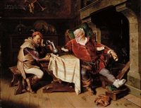 sir john falstaff by mark anson