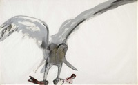 eagle. victims by nancy spero