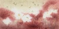 荷花系列 by gan yongchuan