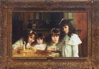 four sisters by henri van melle