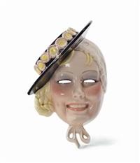 ragazza con cappello by sandro vacchetti