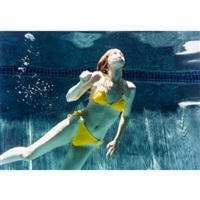 underwater (portfolio of ten works) by jenny gage