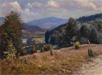 landscape by joseph bokshai