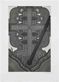 die neue historische architektur (14 works) by johannes gachnang