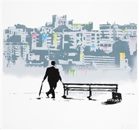 the morning after (bristol version) by nick walker