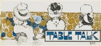 table talk by alistair k. macdonald