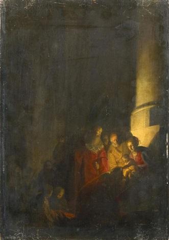 anbetung der könige by rembrandt van rijn