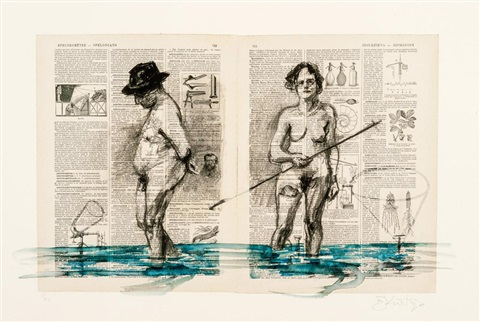 spectrometre by william kentridge