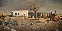 tormenta (homenaje a e.s. disepolo) by carlos pfeiffer