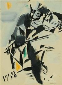 violinista by marcello avenali
