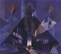 pyramide ii by gerhard ausborn