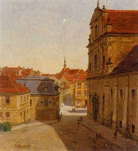 ulrichsplatz by augusta wilhelmine reichelt