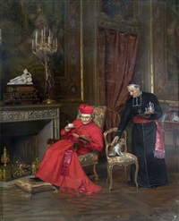 el café del cardenal by gennaro avitabile