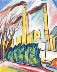 fabriklandschaft by annemarie jacob