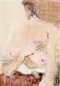 halbakt johanna by otto niemeyer-holstein