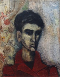 portrait by shmuel hilsberg