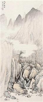 山居秋静 by xu guangju