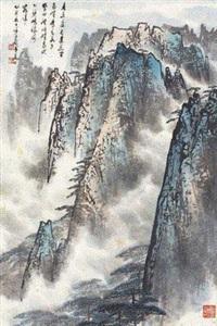 黄山秀色 by xu zihe