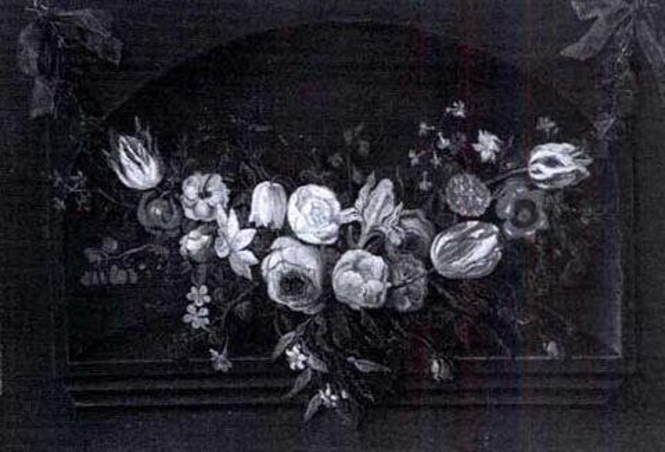 Guirlande de fleurs by jan van kessel the younger on artnet - Guirlandes de fleurs ...