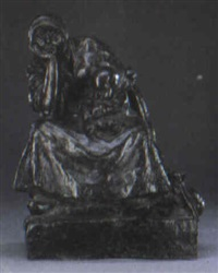mother and child by reginald fairfax wells