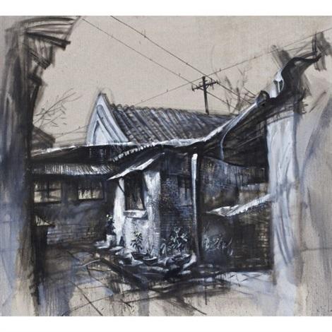 vanishing homes no11 by lu hao