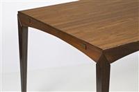 mesa de comedor by johannes andersen