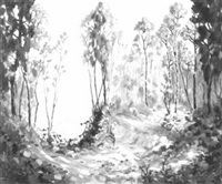 california landscape by edward emerson mcdowell