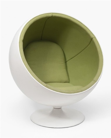 fauteuil ball chair by eero aarnio on artnet. Black Bedroom Furniture Sets. Home Design Ideas