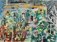 cottage garden by luke piper