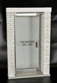 the wrong gallery by maurizio cattelan, ali subotnick & massililiano gioni