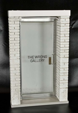 the wrong gallery by maurizio cattelan ali subotnick massililiano gioni