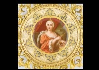 plate maria theresia by hutschenreuther