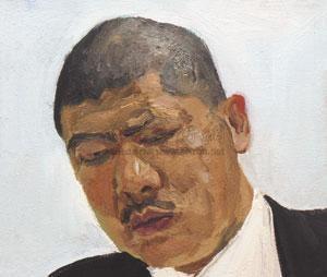 睡 by liu xiaodong