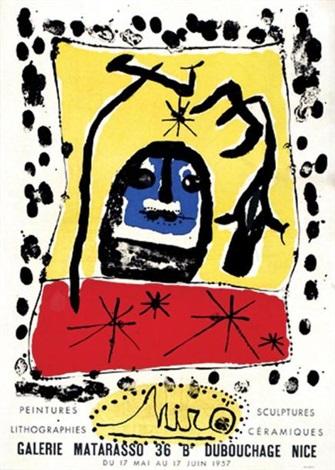 miro peintures lithographies sculptures céramiques by joan miró