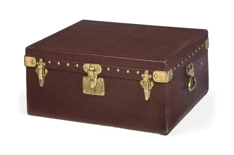 motoring trunk by louis vuitton