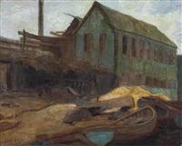 casa di pescatori by luigi zago