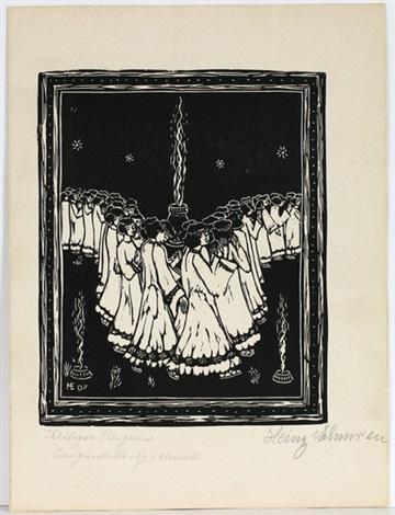heiliger reigen (+ 2 others; 3 works) by heinrich ehmsen