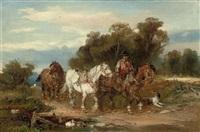 fresh horses by harden sidney melville