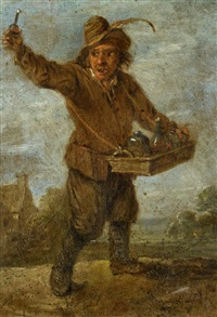 der theriakverkäufer by david teniers the younger